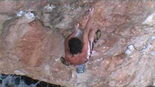 Killbill2 - Deep Water Soloing Mallorca
