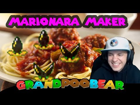 When Life Gives You Red Coins, Make Spaghetti: Mario Maker