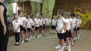 Физкультурное  развлечение  в старшей группе  «Осенние старты»