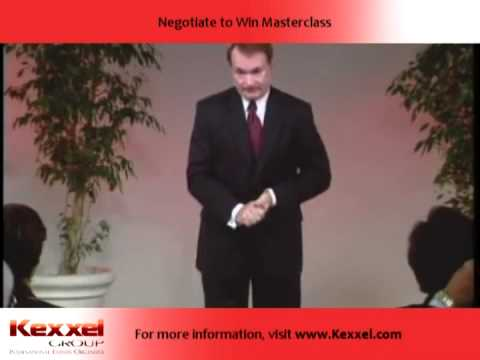 Negotiate to Win Masterclass by Jim Thomas