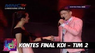 "Putri Ayu ft Mahesya "" Syahdu "" - Kontes Final KDI Tim 2 (14/5)"