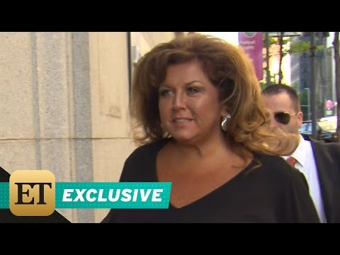 Abby Lee Miller 'Nervous' Over Possible Jail Time: 'Life Is Not Fair'