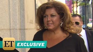 abby lee miller nervous over possible jail time life is not fair