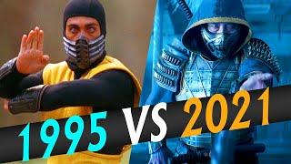 ФИЛЬМ МОРТАЛ КОМБАТ 1995 VS 2021: ЧТО ВЫГЛЯДИТ ЛУЧШЕ? ВСПОМИНАЕМ MORTAL KOMBAT ПОЛА АНДЕРСОНА