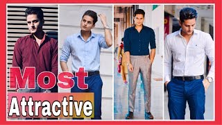 (Hindi) Most Attractive Formal Outfits for (Office and Work) ★ Art of Dressing Formal for Men