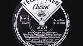 Miles Davis & His Orchestra - Move - 1949