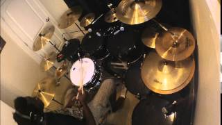 Dethklok -  Bloodlines Drum cover 03