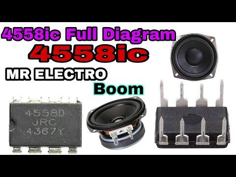 4558 Ic Diagram