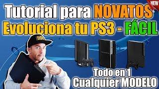 Evoluciona PS3 4.85 ACTUALIZADO - TODAS LAS PS3 del MERCADO