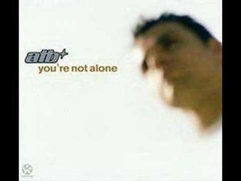 ATB- You're not alone (Remix) mp3