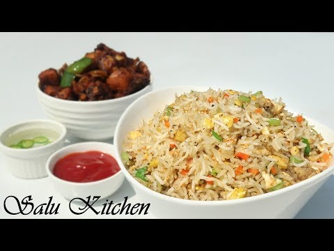 5 Minute Chicken Fried Rice || Lunch Box Special || Ep#525