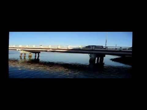 Fishing At Bribie Island Bridge
