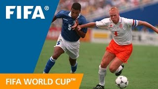 world cup highlights netherlands - brazil usa 1994