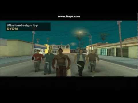 KL GANGSTER VERSI GTA SAN ANDREAS [HD] Travel Video