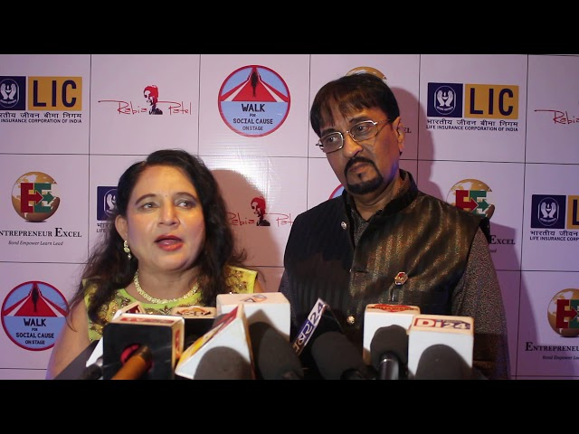 Walk For A Cause, MAA TUJHE SALAAM Award Function at JW Marriott 8