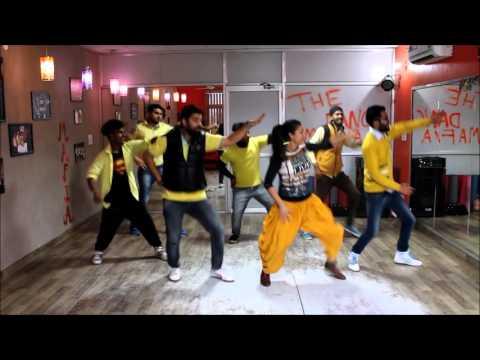Attt Karti   Jassi Gill   lyrical bhangra , bhangra basic steps   THA DANCE MAFIARIPANPREET SIDHU