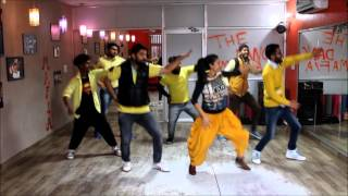 vuclip Attt Karti | Jassi Gill | lyrical bhangra , bhangra basic steps | THA DANCE MAFIA  RIPANPREET SIDHU