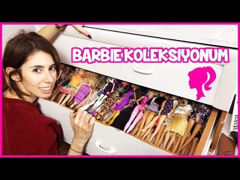 Barbie Koleksiyonum Dila Kent