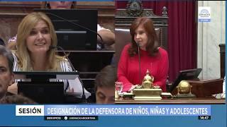 Picante cruce verbal entre Cristina Kirchner y una senadora tucumana
