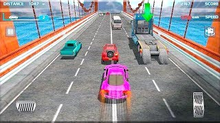 Turbo Driving Racing 3D - Gameplay Android game - endless racing games screenshot 4