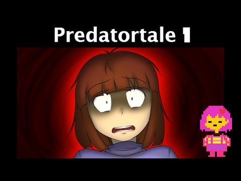 Undertale Comic: Predatortale 1