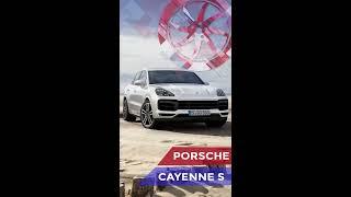 The New Porsche Cayenne S: Walk Around