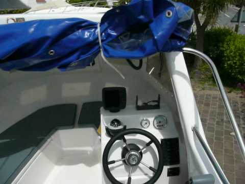 Warrior 165  - Boatshed - Boat Ref#223065
