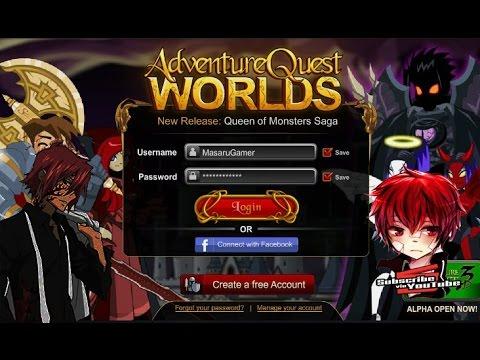 [AQ] Adventure Quest Worlds มีไกด์พาเล่นด้วย ล๊ะ [เล่นเกม]  Part 1