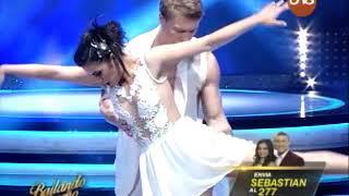 ¡Sebastian Putz y Daniela Suárez bailan #Adagio! #Bailando2017