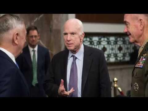In Honor of John McCain