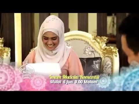 Promo Drama Imam Mudaku Romantik