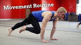 Effective Movement Routine (CORE AND WHOLE BODY)