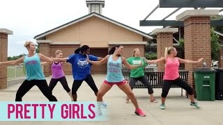 Iggy Azalea & Britney Spears - Pretty Girls (Dance Fitness with Jessica)