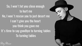 ADELE - Turning Tables cover by Leroy Sanchez ( lyrics )