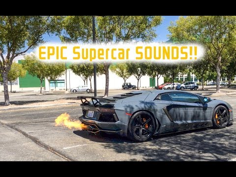 EXPENSIVE MODIFIED SUPERCARS: Drive It Like You Stole It Compilation!!