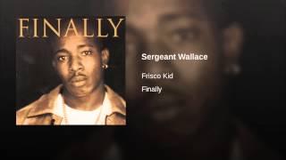 Sergeant Wallace