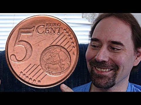 Belgium 5 Euro Cent 1999 Coin