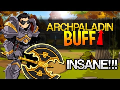 aqw how to get archpaladin