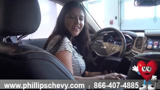 Phillips Chevrolet – 2018 Chevy Impala – Interior - Chicago New Car Dealership