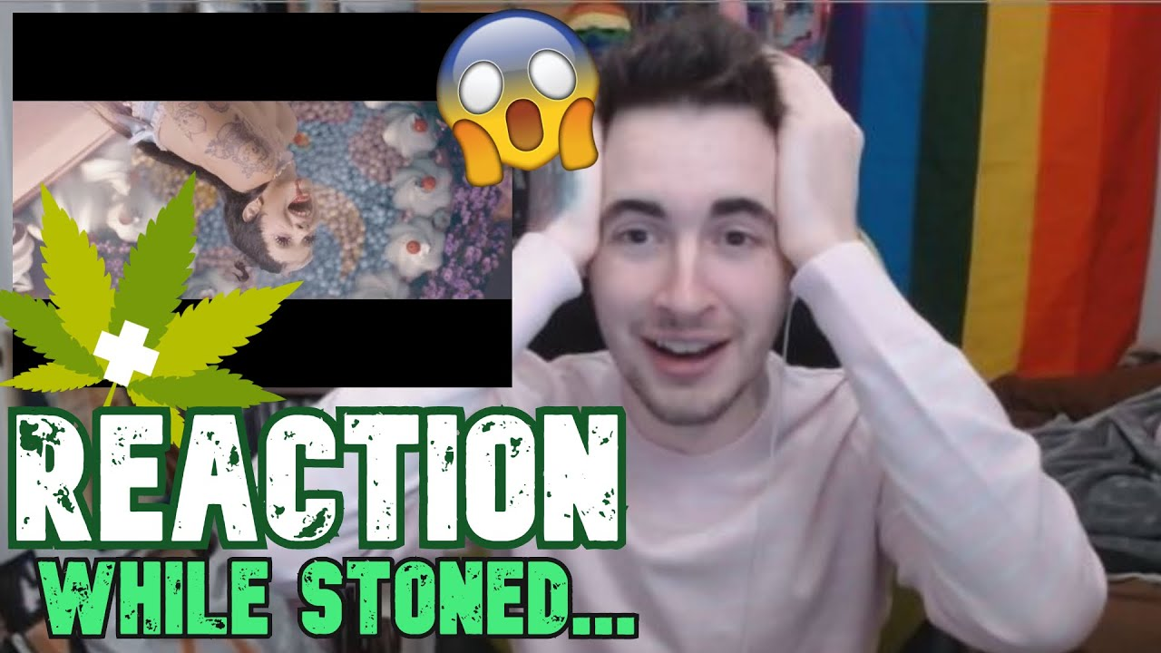 MELANIE MARTINEZ - THE BAKERY - REACTION!! - REACTING TO MELANIE MARTINEZ WHILE STONED...