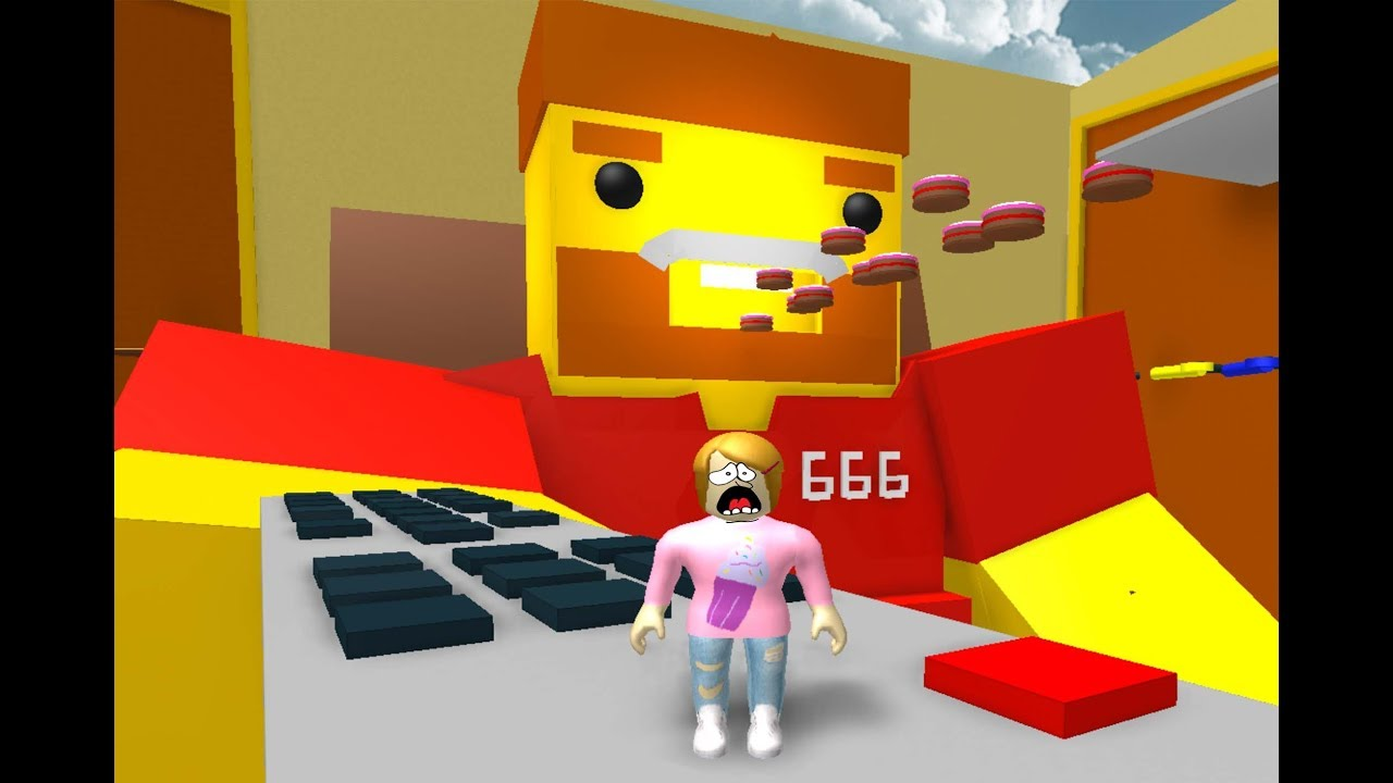 Roblox Room: Roblox Escape Living Room With Molly!