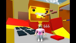 Roblox Escape Living Room With Molly!