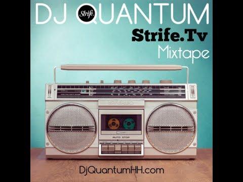 DJ Quantum x Strife   Monthly Mixtape Series
