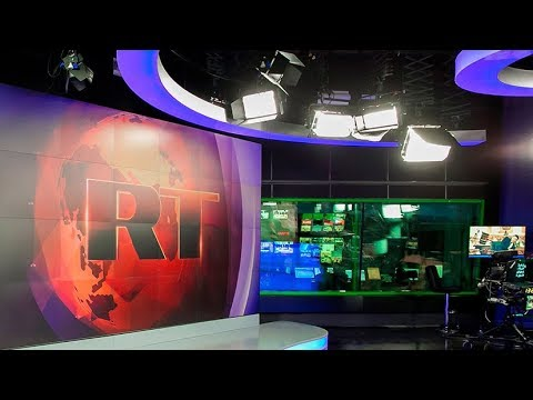 RT и Sputnik в США хотят объявить «иностранными агентами»