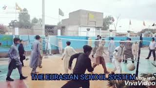 sports activities at junior section of the Eurasian school system