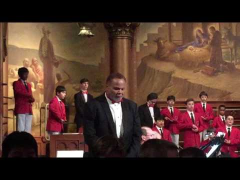 Philladelphia Boys Choir- Holy