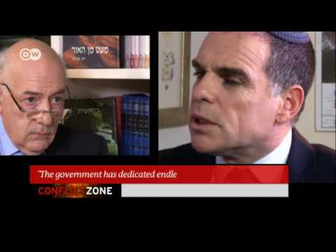 """""""Israeli settlements are not an obstacle for peace"""" 