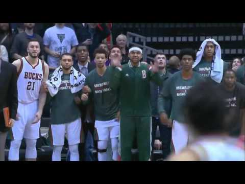 NBA Funny Bench Reactions of 2014   2015 Season