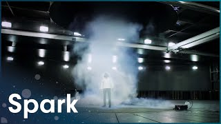 The Incredible Force Of Wind | Richard Hammond's Wild Weather | Spark