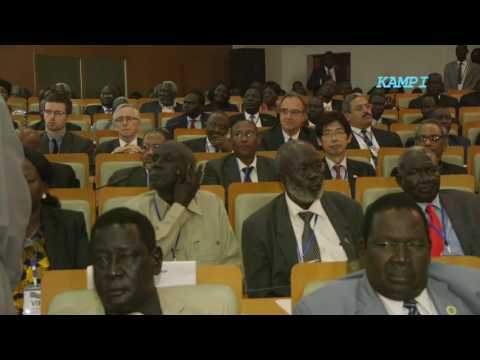 President Salva Kiir Speech during the Inauguration of the Transitional National Legislative Assembl